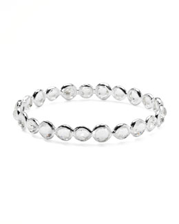 Ippolita Clear Quartz Wonderland Bangle