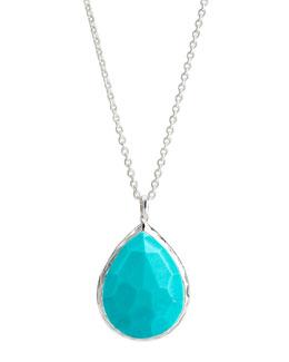 Ippolita Large Drop Pendant, Turquoise