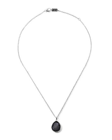Wonderland Teardrop Pendant Necklace