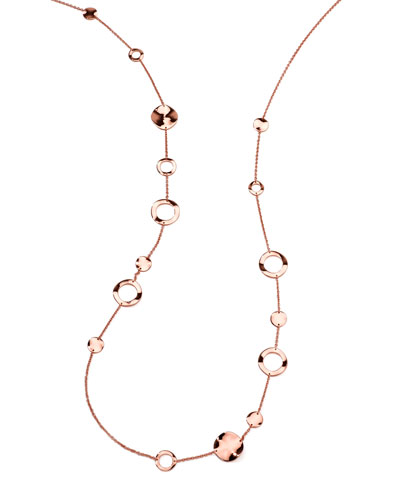 Ippolita Rose Station Necklace