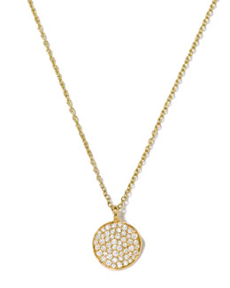 Ippolita Stardust Diamond Pendant Necklace