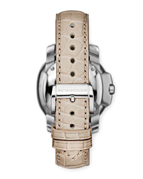 38mm Pave Diamond Watch