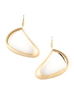 Simone I. Smith Music to My Ears Hoop Earrings