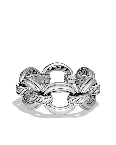 David Yurman Oval Large Link Bracelet