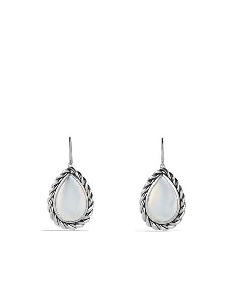 Color Classics Drop Earrings with Moon Quartz