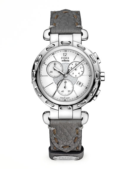Selleria Stainless Steel Chronograph Watch Head