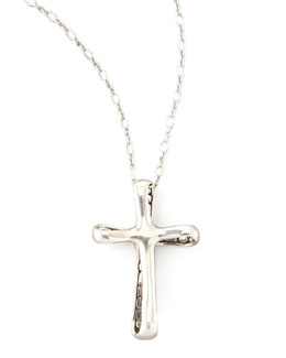 John Hardy Small Kali Cross Pendant Necklace
