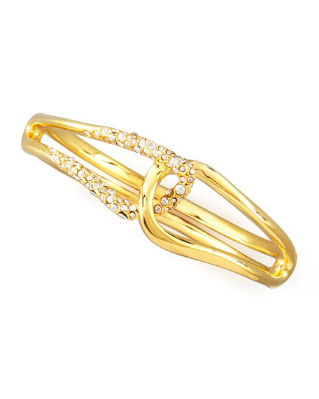 Liquid Pave Crystal Bracelet