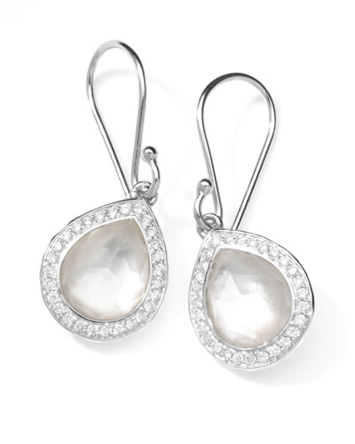 Ippolita Rock Candy Diamond Doublet Teardrop Earrings, 4/5