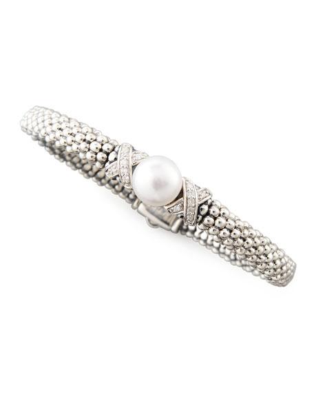Luna Caviar Pearl Bracelet
