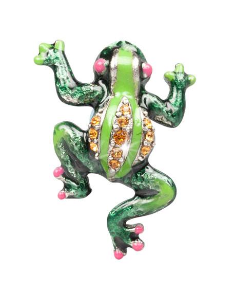 Frog Tack Pin