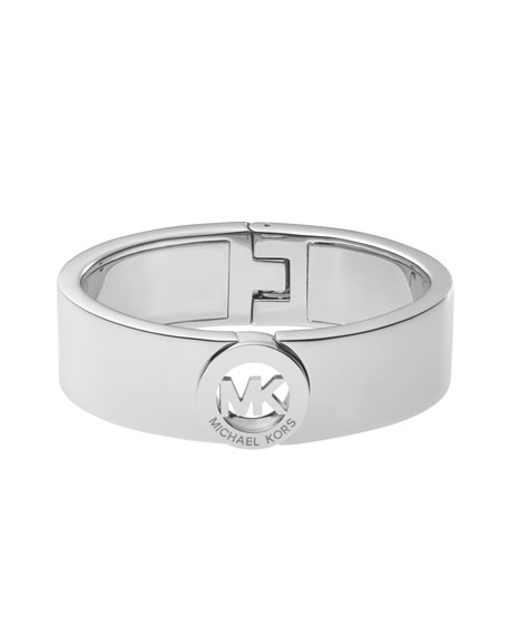 Fulton Bangle, Silver Color