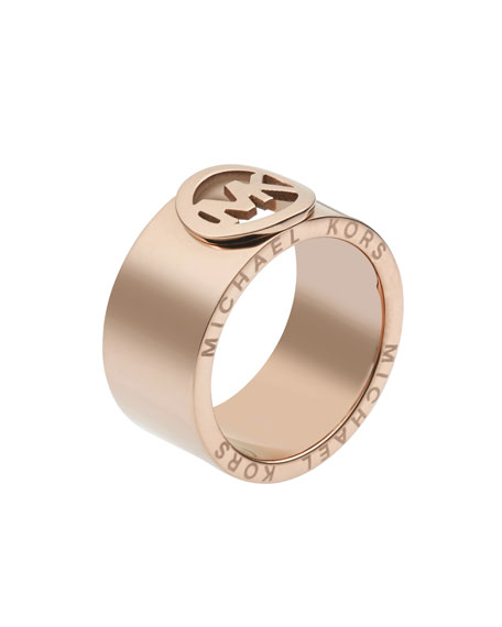 Fulton Ring, Rose Golden