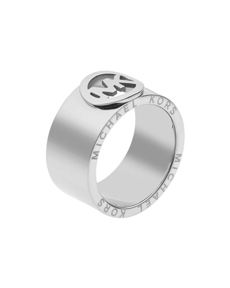 Fulton Ring, Silver Color
