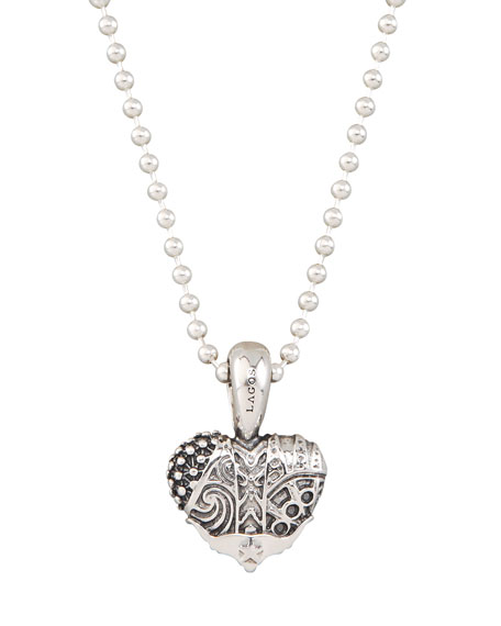 Heart of Texas Necklace