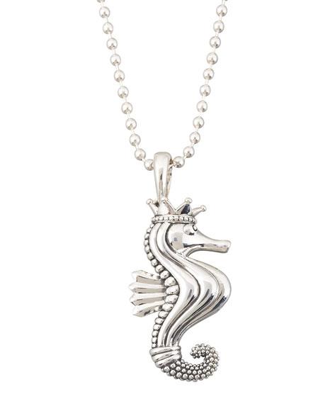 Rare Wonders Seahorse Pendant Necklace