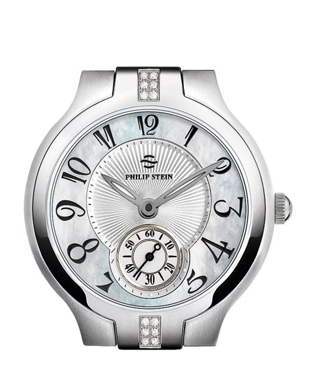 Small Signature Sport Diamond Watch Head
