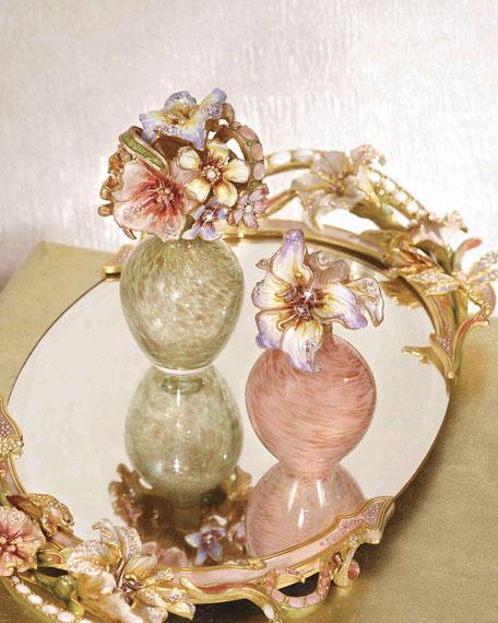 Bouquet Perfume Bottle