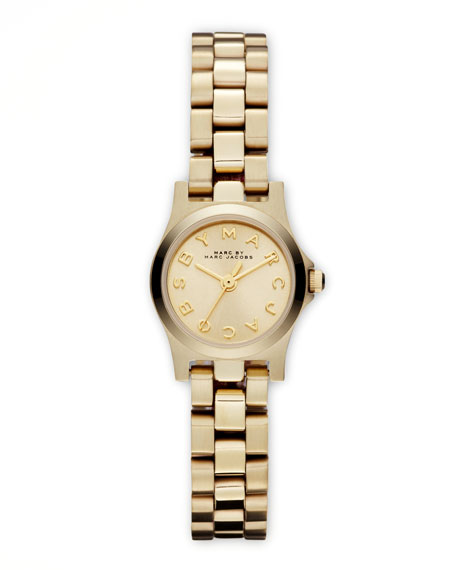 Yellow Golden Sunray Watch
