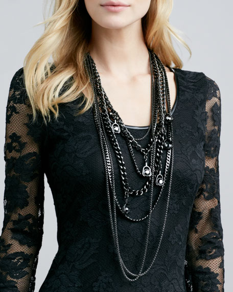Five-Chain Necklace