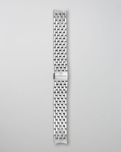 18mm Serein Diamond Taper 7-Link Bracelet Strap