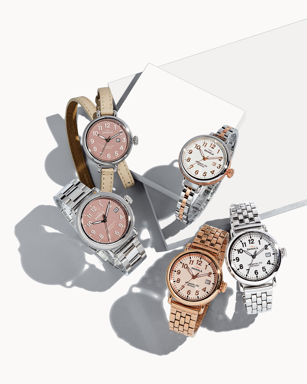 Shinola & More Designer Watches
