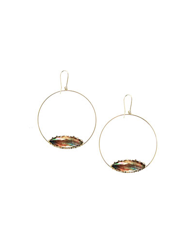 Lana Mystiq Eclipse Earrings