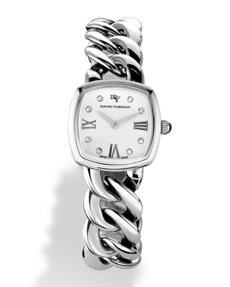David Yurman Albion 23mm Quartz with Diamonds