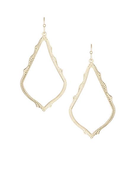 Kendra Scott Sophee Earrings, Gold Plate