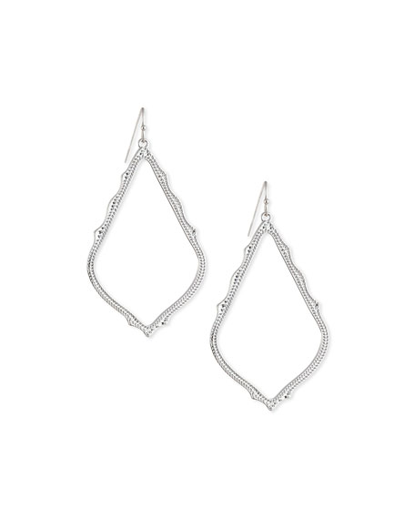 Kendra Scott Sophee Earrings, Rhodium Plate
