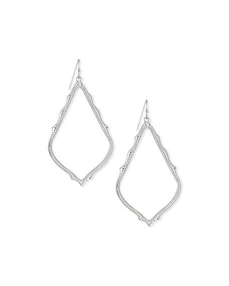 Kendra Scott Sophee Earrings, Rhodium Plate