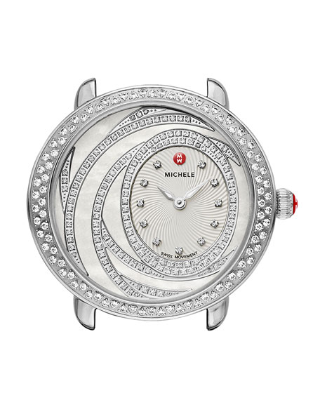 MICHELE Serein 16 Extreme Diamond Watch Head