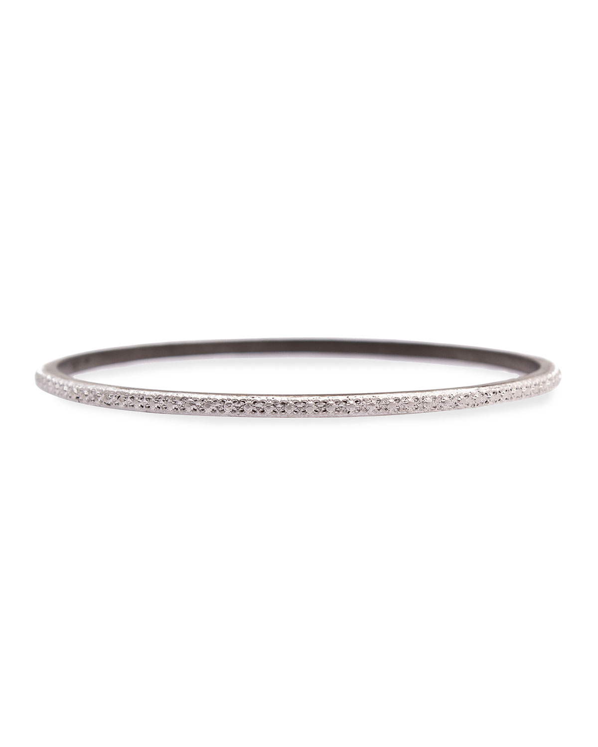 Armenta New World Midnight Bangle Bracelet
