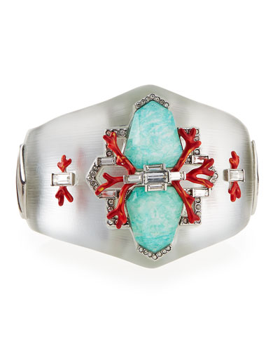 Mirrored Bedarra Hinge Bracelet