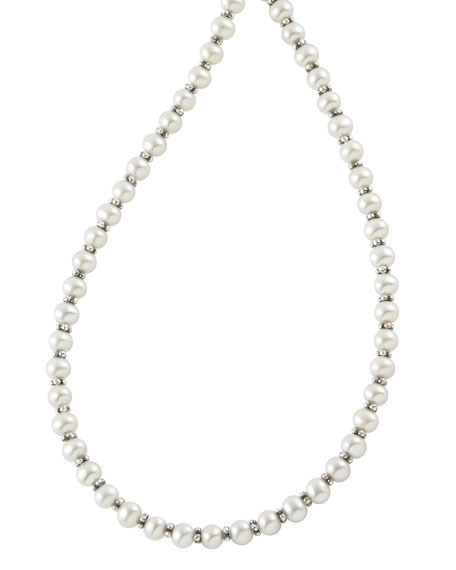 Lagos Pearl Necklace, 36