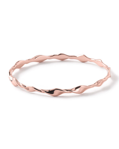 Ippolita Glamazon Rose Twisted Oval Bangle