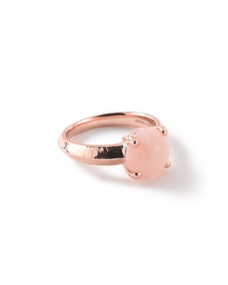Rock Candy Rose Single Stone Ring