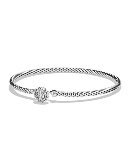 David Yurman Chatelaine Bracelet with Diamonds