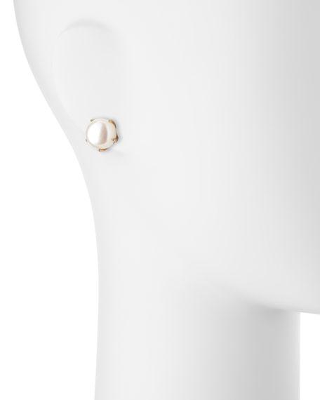 Cultured Freshwater Pearl Stud Earrings