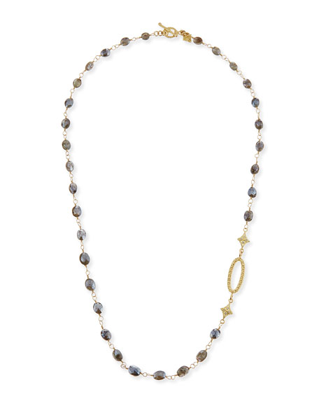 Armenta Sueno Silverite Beaded Cravelli Necklace