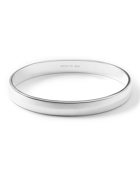 Ippolita 925 Glamazon Seamed Hinge Bangle
