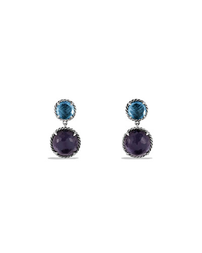 Chatelaine Double-Drop Earrings