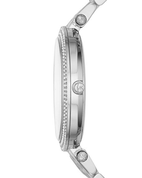 Darci 42mm Pavé Crystal Watch