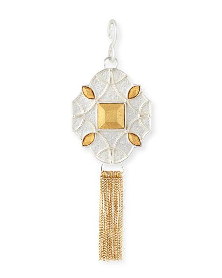 Stephanie KantisSantorini Handmade Bronze Pendant