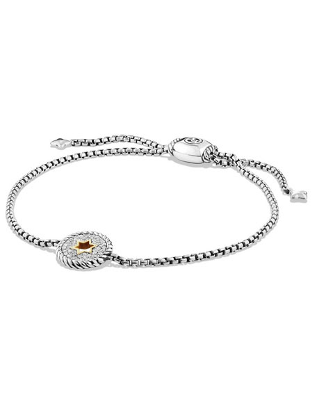 David Yurman Petite Pavé Diamond Star of David