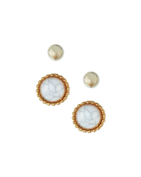 Jules SmithKaity Stud Earrings Set