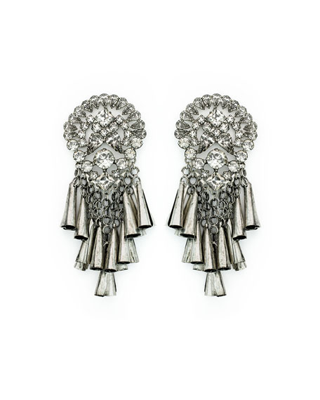 Dylanlex Tommy Crystal Statement Earrings