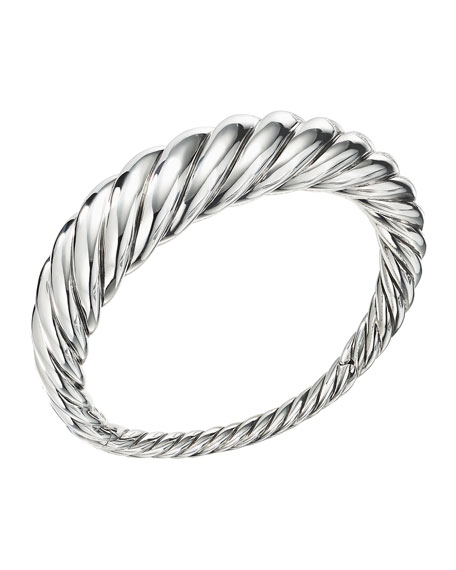 David Yurman 17mm Pure Form Cable Bracelet