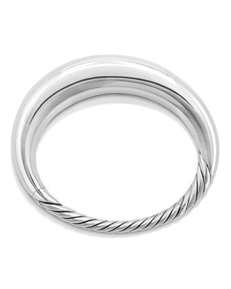 17mm Pure Form Smooth Bracelet