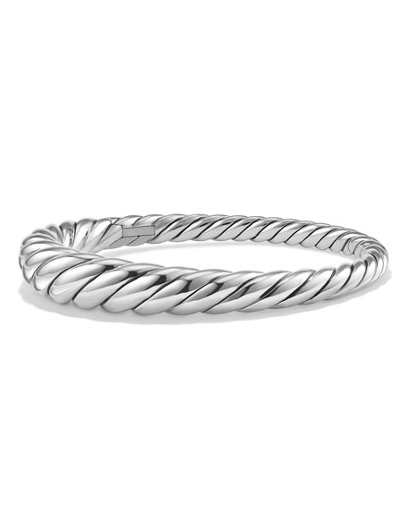 David Yurman 9.5mm Pure Form Tapered Bracelet